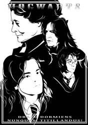 Hogwarts by volkradugi