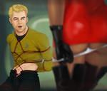 Uhura/Kirk