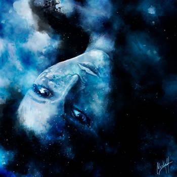 Galaxy by MerlinMarkell