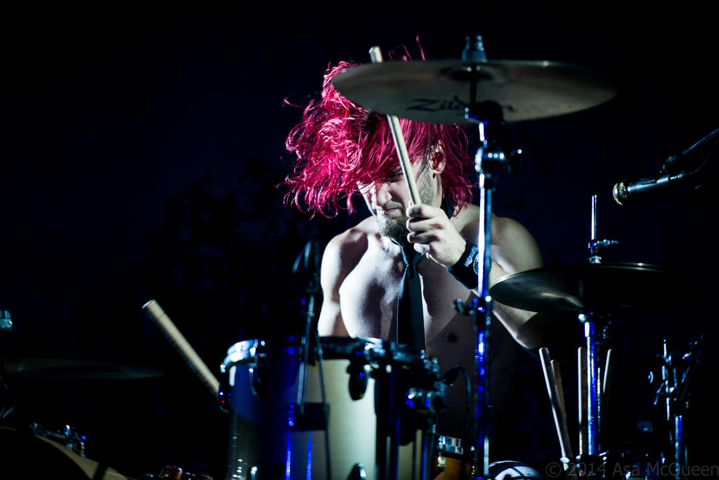 Arejay Hale Unleashed on the drums by UltraSonicUSA