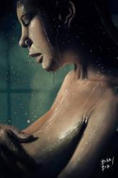 Shower Girl Study