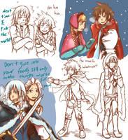KH Frozen theories by Medli45