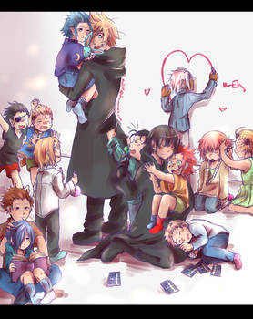 Babysitting the Organization XIII
