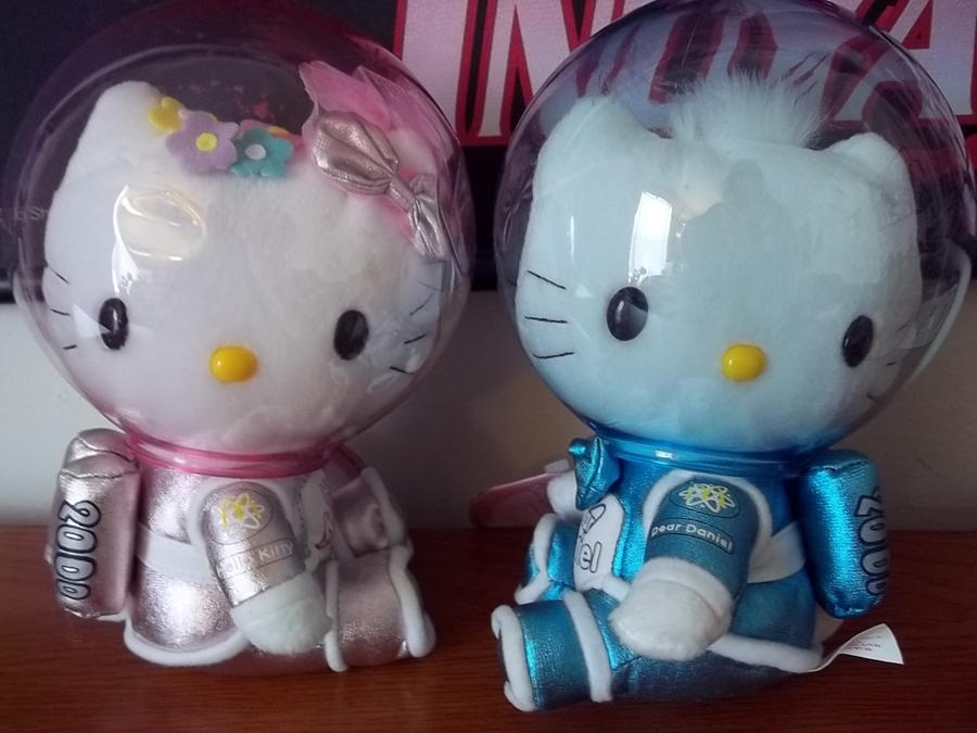 astronaut kitty - photo #30