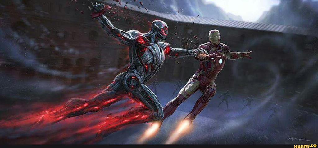 avenger age of ultron concept art 4 by