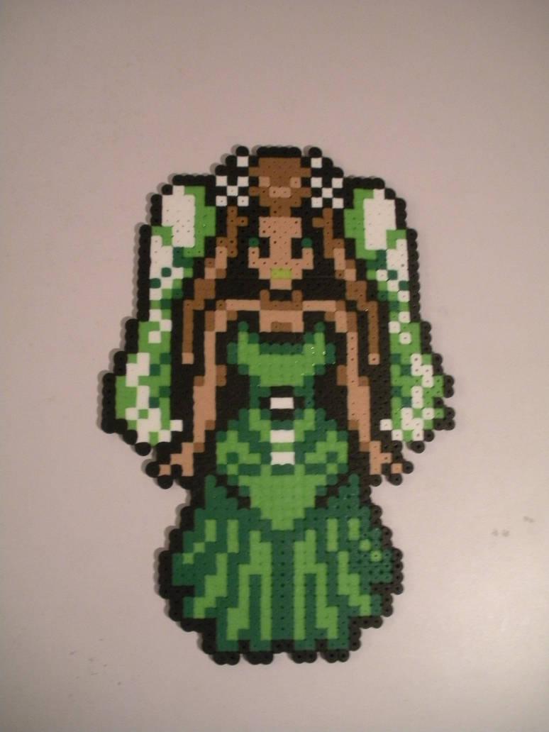 Zelda: LTTP Fairy Queen Venus by TheChairSlayer