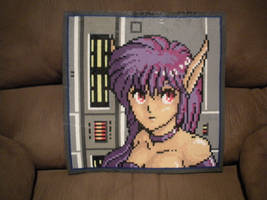 Phantasy Star II - Nei by TheChairSlayer