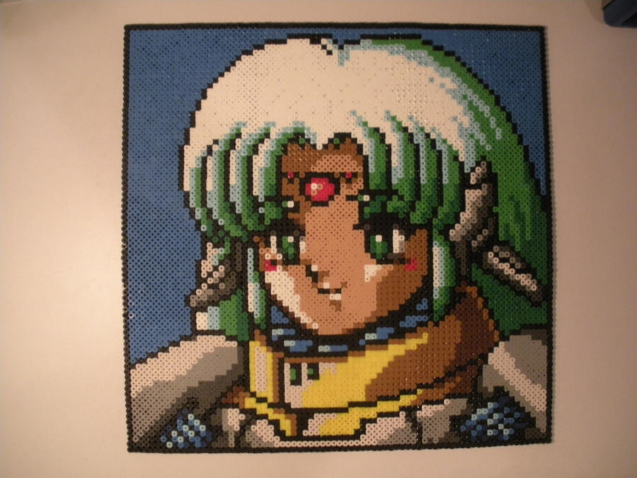 Phantasy Star IV - Demi by TheChairSlayer