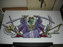 FF Mystic Quest - The Dark King