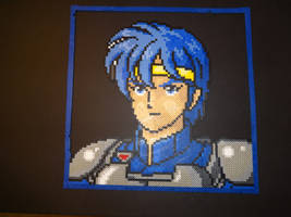 Phantasy Star II - Rolf by TheChairSlayer