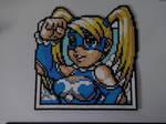 R. Mika - SNK vs Capcom: Card Fighters