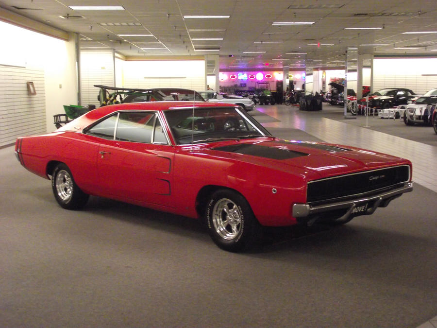 Classic Dodge Charger By Greenfox8892 On Deviantart