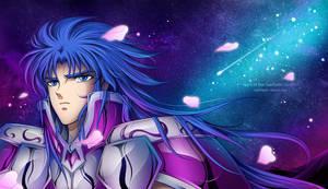 Saint Seiya - Gemini Saga by Geniever356