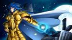 -Guardian- HB to Gemini Saga (saint seiya)