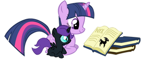 The Story of Nyx by Bronyboy