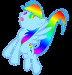 Rainbow Dash: Transformation
