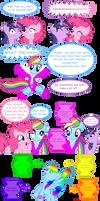 Rainbow Dash:The All Lantern 2 by Bronyboy