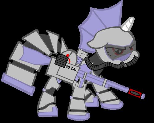 Appletart 'Longshot' - Full Armor