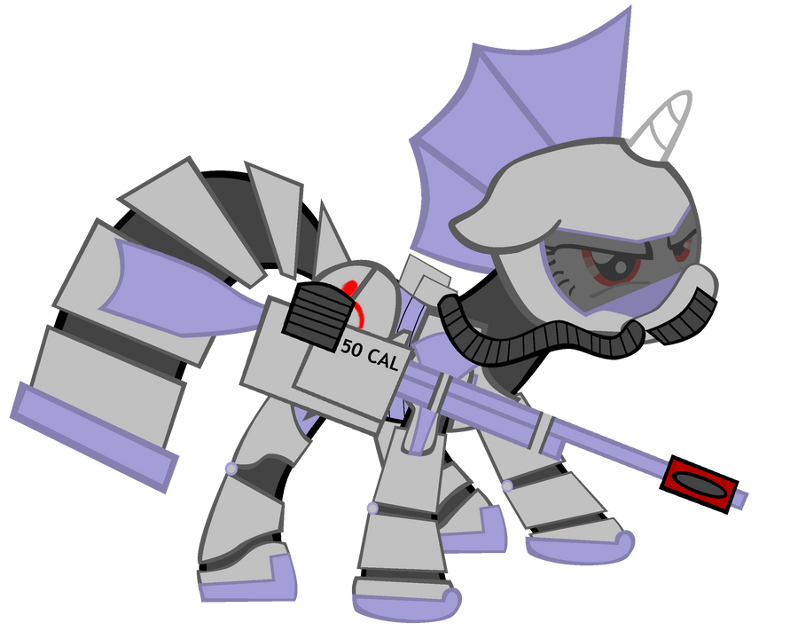 Appletart 'Longshot' - Full Armor by Bronyboy