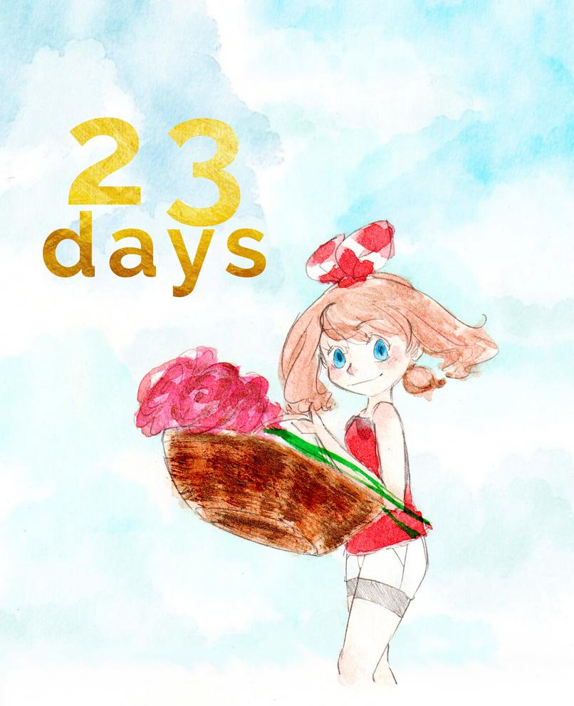 23 Days Until ORAS! by SofaMaker