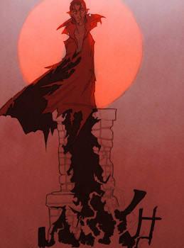 Vampire by dawn