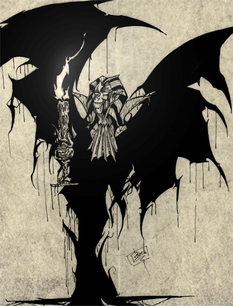 Dracula by greenhickup