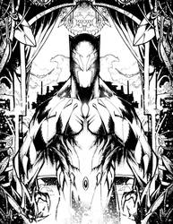 Black Panther by greenhickup