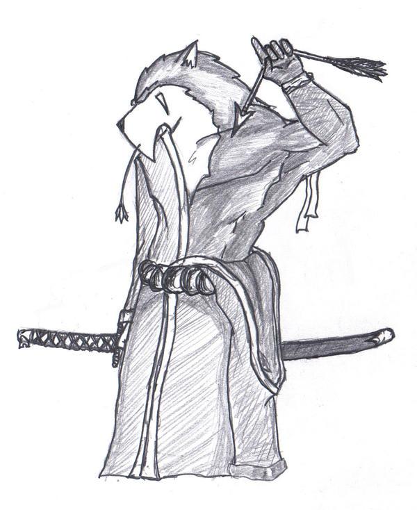 Edo Manga Ryu by SvirreFisk