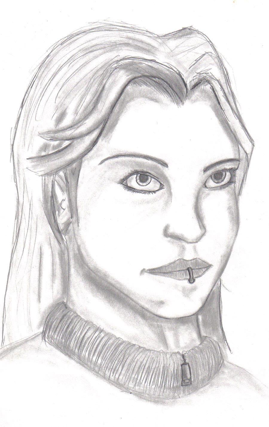 Face by SvirreFisk