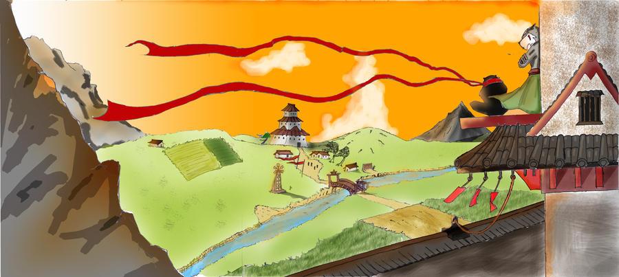 Edo Project gamemaster color by SvirreFisk