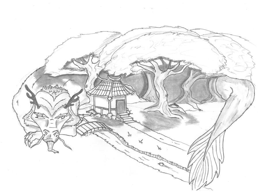 Dragon by SvirreFisk
