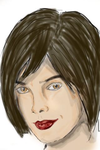 Alice doodle by SvirreFisk