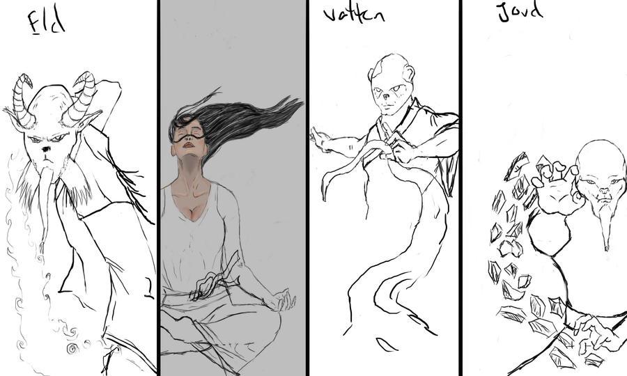 Starting the rendering process by SvirreFisk