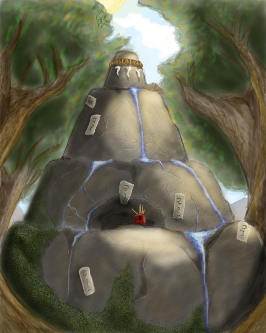 Monolith by SvirreFisk