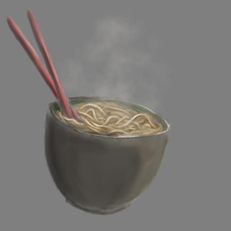 Noodles by SvirreFisk