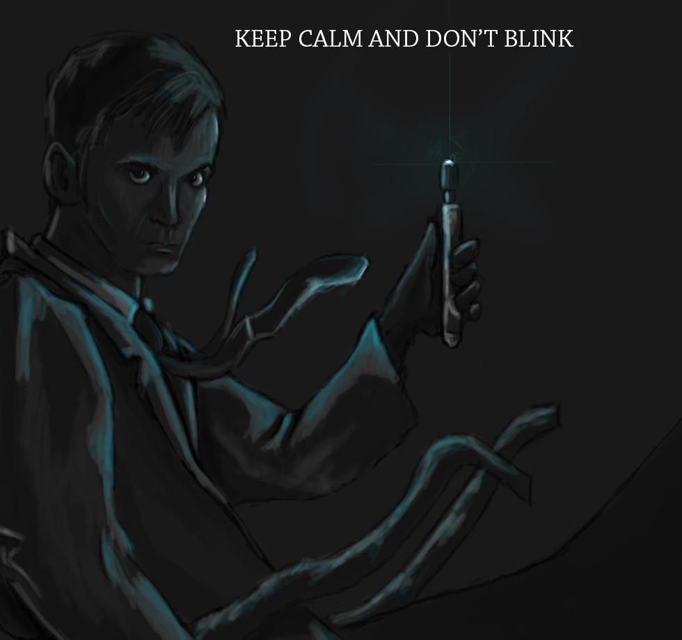 Tenth Doctor by SvirreFisk