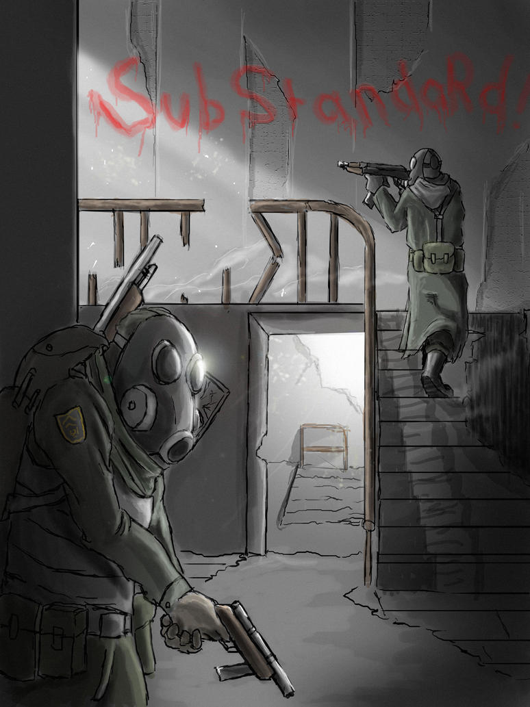 Substandard by SvirreFisk