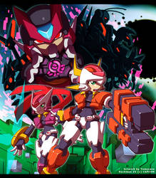 Area N - Rockman ZX by Tomycase