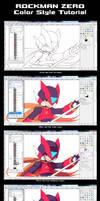 RZ style tutorial (with fr GIMP) by Tomycase