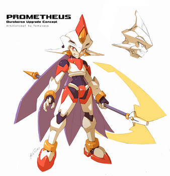 ZX Concept : Prometheus W-Upgrade by Tomycase