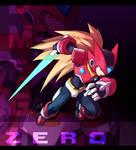Rockman Zero (Remixed Armor)