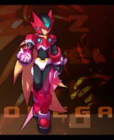 Omega Zero (remixed armor) by Tomycase