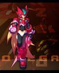 Omega Zero (remixed armor)