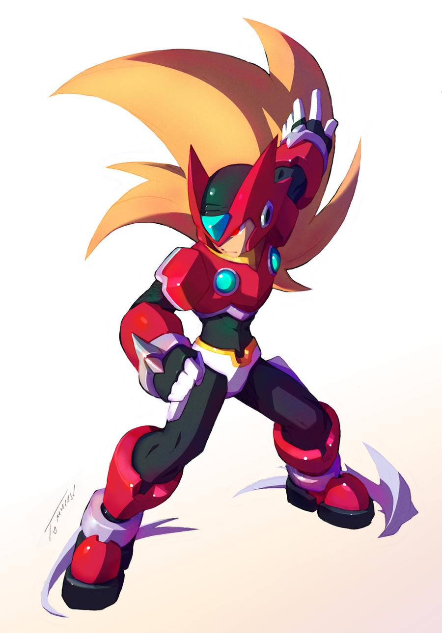 Megaman Zero Omega - 0425
