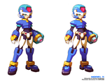 Model X - Shading Style Comparison