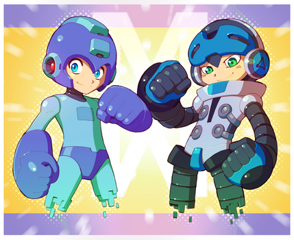 Mighty No.9 - Support Keiji Inafune Project!