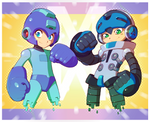 Mighty No.9 - Support Keiji Inafune Project! by Tomycase