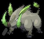 Pokemon XY - Trusk (fake)