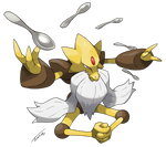Mega-Alakazam (modified)