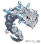 Mega Steelix -Concept-